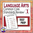 CRCT 7th Grade Language Arts Standards Review #1 PowerPoint