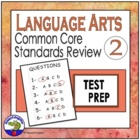 CRCT 7th Grade Language Arts Standards Review #2 PowerPoint