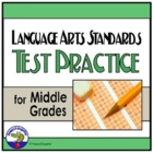 CRCT Language Arts Standards Practice Test
