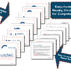C.R.U.N.C.H.E.S. - Comprehension Strategies