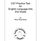 CST ELA Test Packet #2
