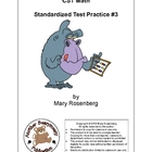 CST Math Standardized Test Practice #3