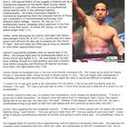 CST Practice Test #9 - UFC&#039;s Shane Carwin - English 9 &amp; 10