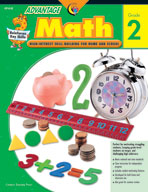 Advantage Math (Grade 2)