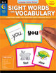 Language Games Galore! Sight Words and Vocabulary, Kindergarten