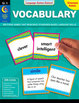 Language Games Galore: Vocabulary (Grade 3)