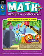 MATH PLUS: Step In (Kindergarten-Grade 1)
