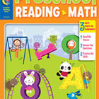 Preschool Reading and Math Jumbo Workbook
