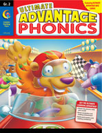 Ultimate Advantage: Phonics (Grade 2)