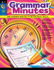 Grammar Minutes Grade 1 (Enhanced eBook)