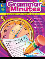 Grammar Minutes Grade 5 (Enhanced eBook)