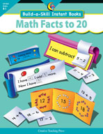 Math Facts To 20, Build-A-Skill Instant Books (Enhanced eBook)