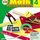 Math Grade 4 - Advantage Workbooks (Enhanced eBook)