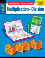 Multiplication And Division, Build A Skill (Enhanced eBook)