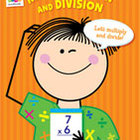 Multiplication and Division Stick Kids Workbook: Grade 3