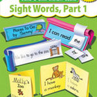 Sight Words Part 1, Build-A-Skill Instant Books (Enhanced eBook)