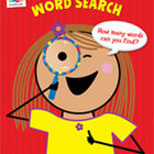 Super Sight Word Search Stick Kids Workbook: Kindergarten