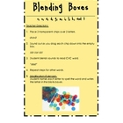 CVC Blending Boxes - Centers Activity