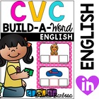 CVC Build-a-Word Cards