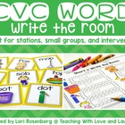 CVC Let's Write the Room