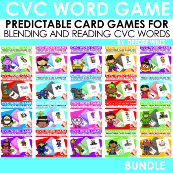 CVC Mega Game Bundle