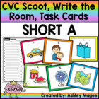 CVC Scoot! Short a Edition