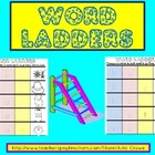 CVC Word Building Ladders!