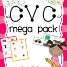 CVC Word Mega Pack