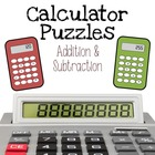 Calculator Puzzles - Addition and Subtraction Challenge