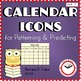 Calendar Icons for Patterning &amp; Predicting