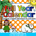 Calendar Labels - All included!