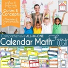Calendar Math Pack