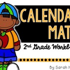Calendar Math Yearlong Student Workbook {Everyday Counts Aligned}