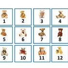 Calendar Set - Teddy Bears