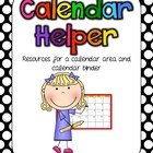 Calendar Time: resources for instruction and binder