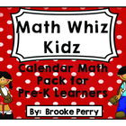 Calendar for Little Learners