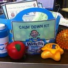 Hard Good-Calm Down Kit - For Student's with Special Needs