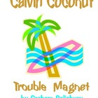 Calvin Coconut - Trouble Magnet by Graham Salisbury