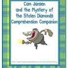 Cam Jansen The Mystery of the Stolen Diamonds Comprehensio