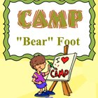 "Camp ""Bear"" Foot - Smartboard End of the Year Activity"