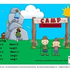 Camp Sort-a-Vowel (Common Core)