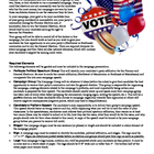 Campaign Project - Electoral College
