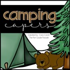 Camping Capers {Math, Literacy, &amp; Science Activities}