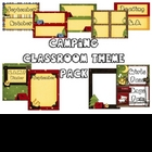 Camping Classroom Theme Kit