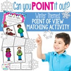 Can You Point it Out? - A Winter themed Point of View Matc