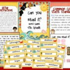 Can You Read It? Fluency Reading Center Station Game Activity