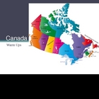 Canada Daily Warm-Ups Test Prep Questions Social Studies