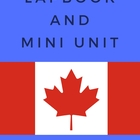 Canada Lapbook and Mini Unit