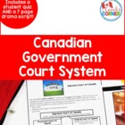 Canadian Government:  Our Court System