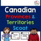 Canadian Provinces & Territories Scoot!